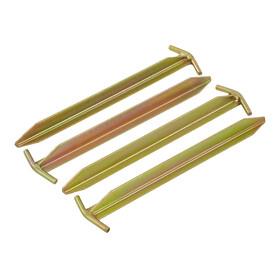 CAMPZ T-Iron Peg with bent pin 30cm